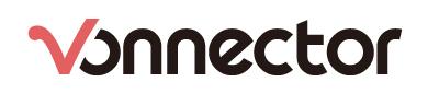 VONNECTORロゴ